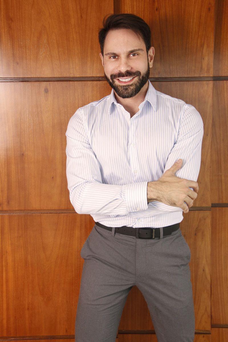 Alessandro Martins (Foto: Marcio Farias)