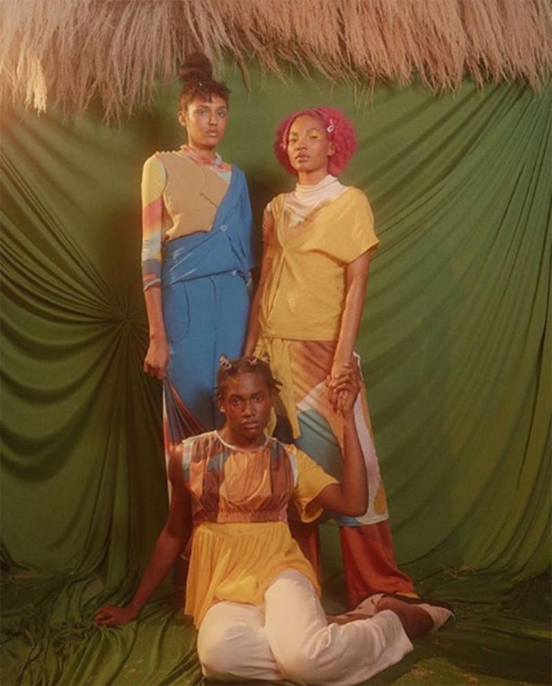 Ensaio Patota inspirado na cultura popular de Cosme e Damião