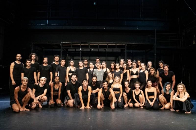 Jovens alunos de diversas escolas de formação teatral vão se apresentar de graça durante a MOTE
