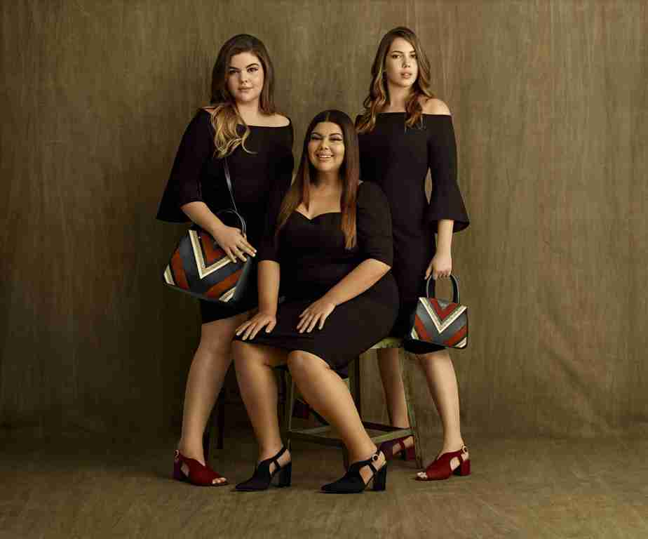 Fabiana Karla, Beatriz e Laura (Direção: Giovanni Bianco/Fotos: Gui Paganini)