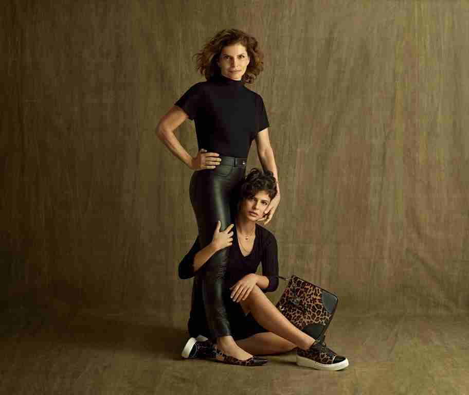 Deborah Bloch e Julia (Direção: Giovanni Bianco/Fotos: Gui Paganini)