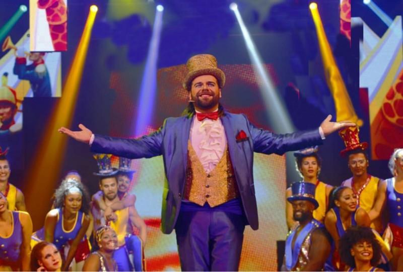 Respeitável, público! Com vocês, o empresário e anfitrião do mundo mágico, Frederico Reder (Foto: Divulgação)
