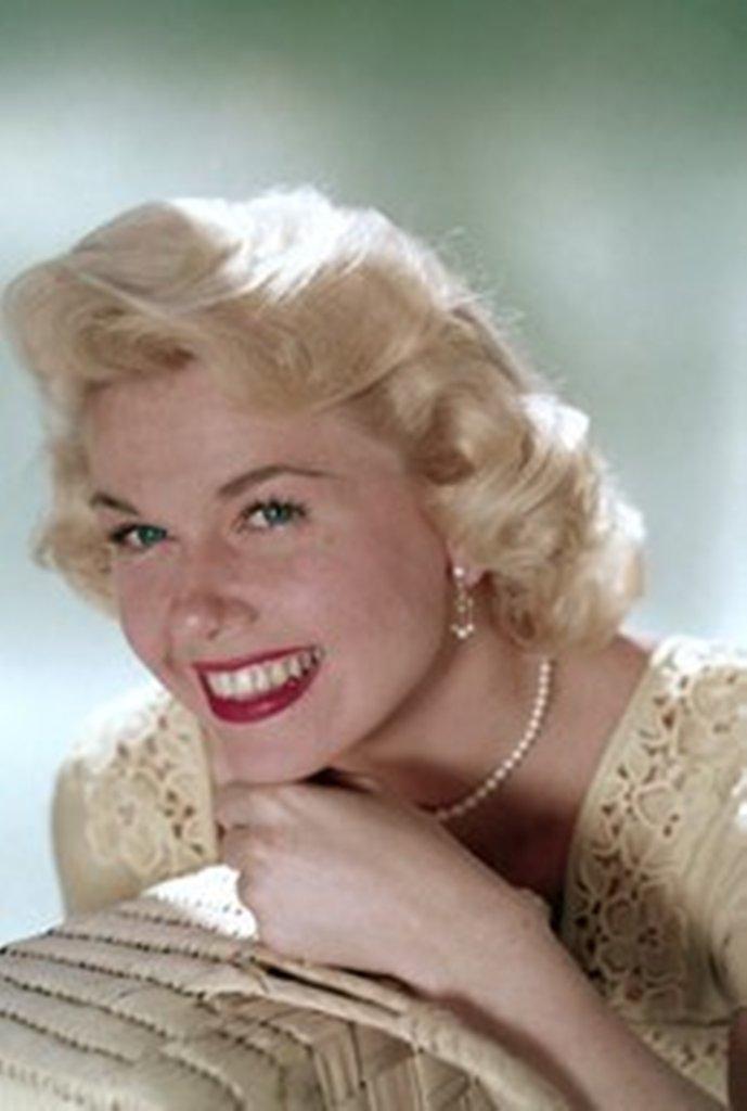 Doris Day ficou conhecida com Queridinha da América