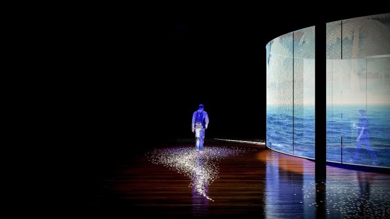 No MAR, o projeto da SuperUber garante uma experiência interativa e imersiva ao mesmo tempo