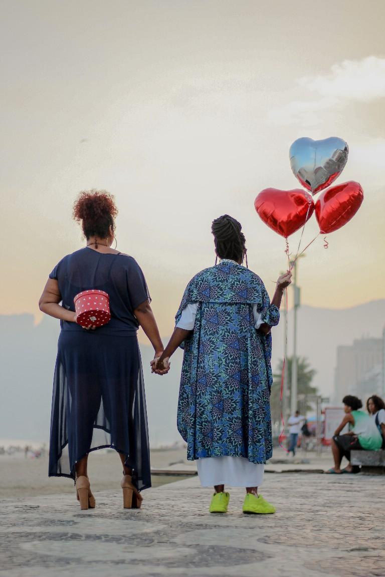 O AfroCriadores busca estimular a autoestima através da representatividade (Foto: Victor Vieira)