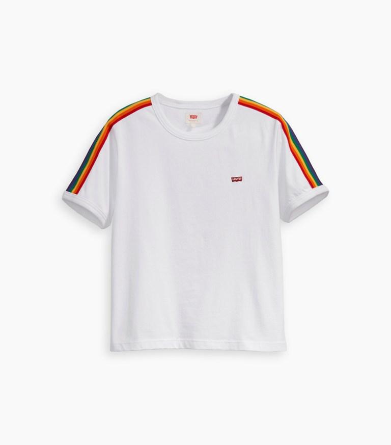 niño diseño hábil hombre Levi's Still Coleção Pride - Camiseta Levis Pride R$129,90 ...