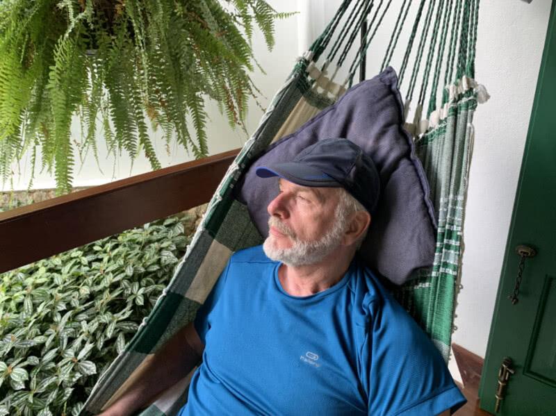 Desde 2018, Henri mora em Lisboa e costuma vir ao Brasil, em geral, para trabalhar (Foto: Arquivo Pessoal)